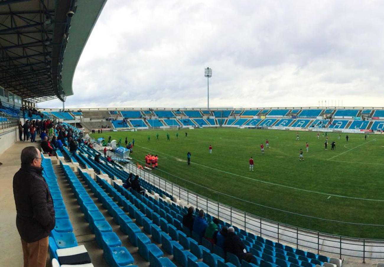 FACUA Extremadura insta al Ayuntamiento de Badajoz a solucionar las deficiencias del estadio Nuevo Vivero