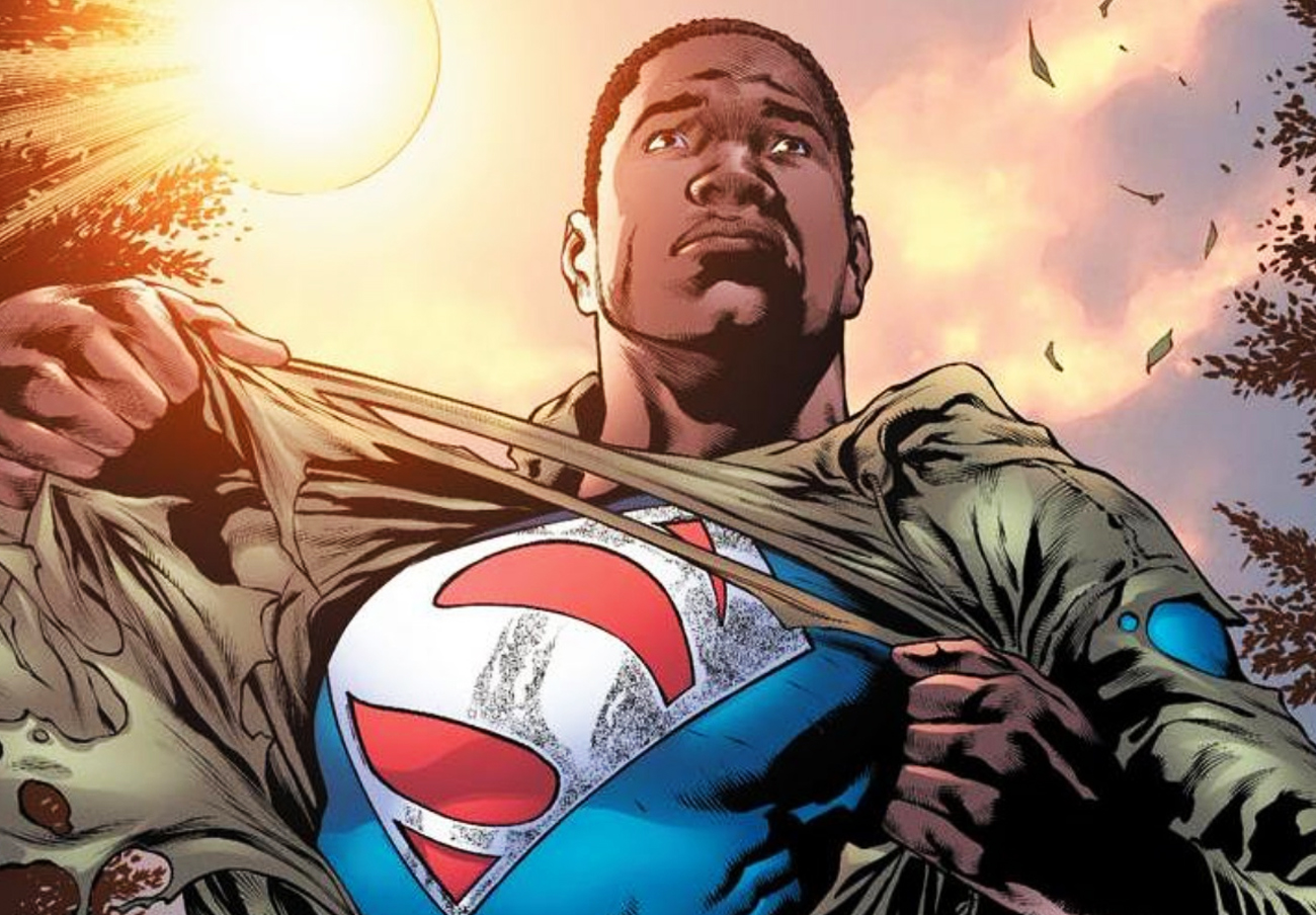 Calvin Ellis, el Superman de Tierra 23. | Imagen: DC Comics.