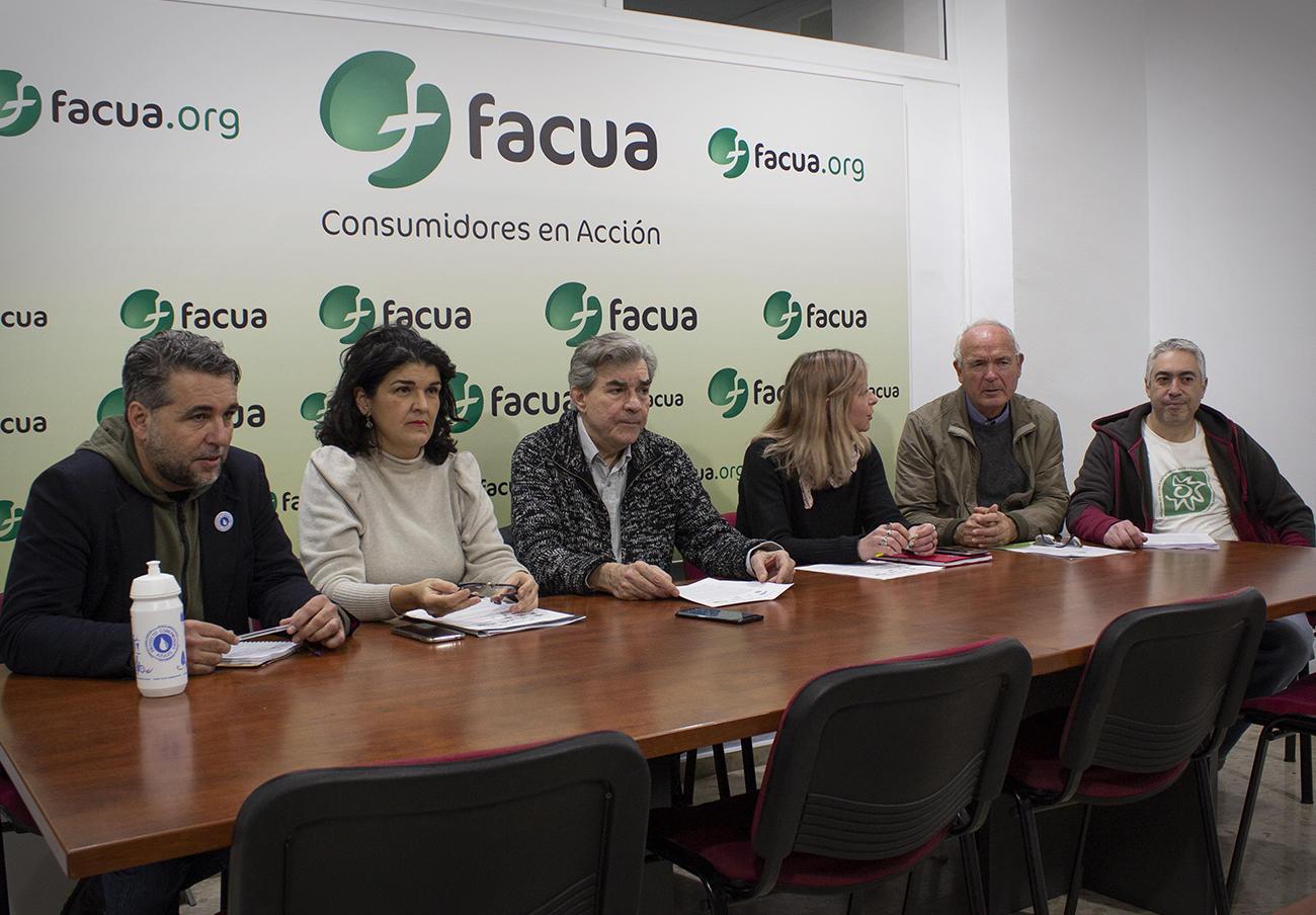 La Mesa Social del Agua de Andalucía presenta un decálogo para una transición hídrica justa
