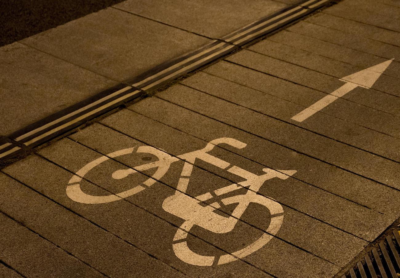 FACUA pide a Fomento de Asturias que garantice la circulación por el carril bici de Gijón