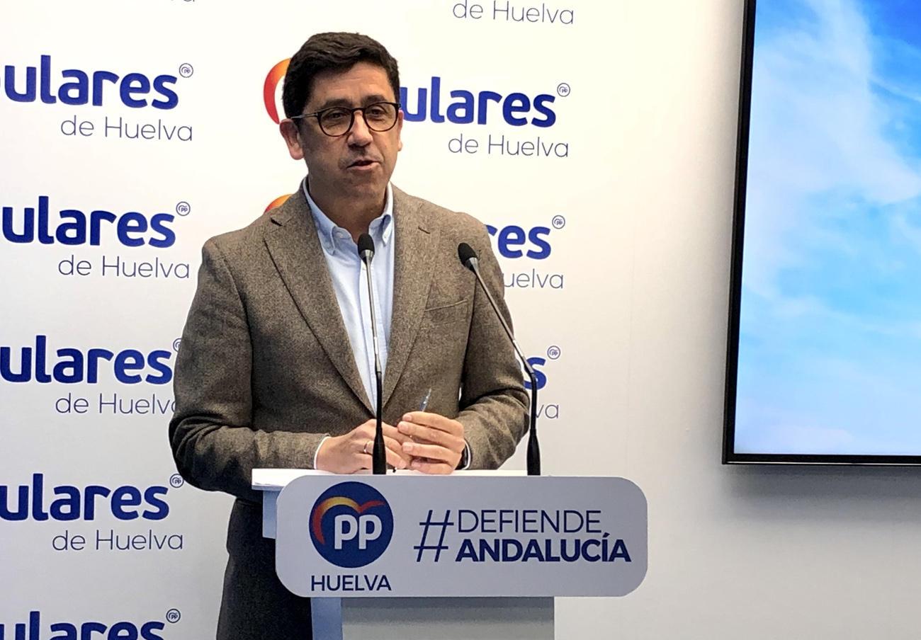 La Junta de Andalucía nombra a Alberto Fernández director general de Consumo