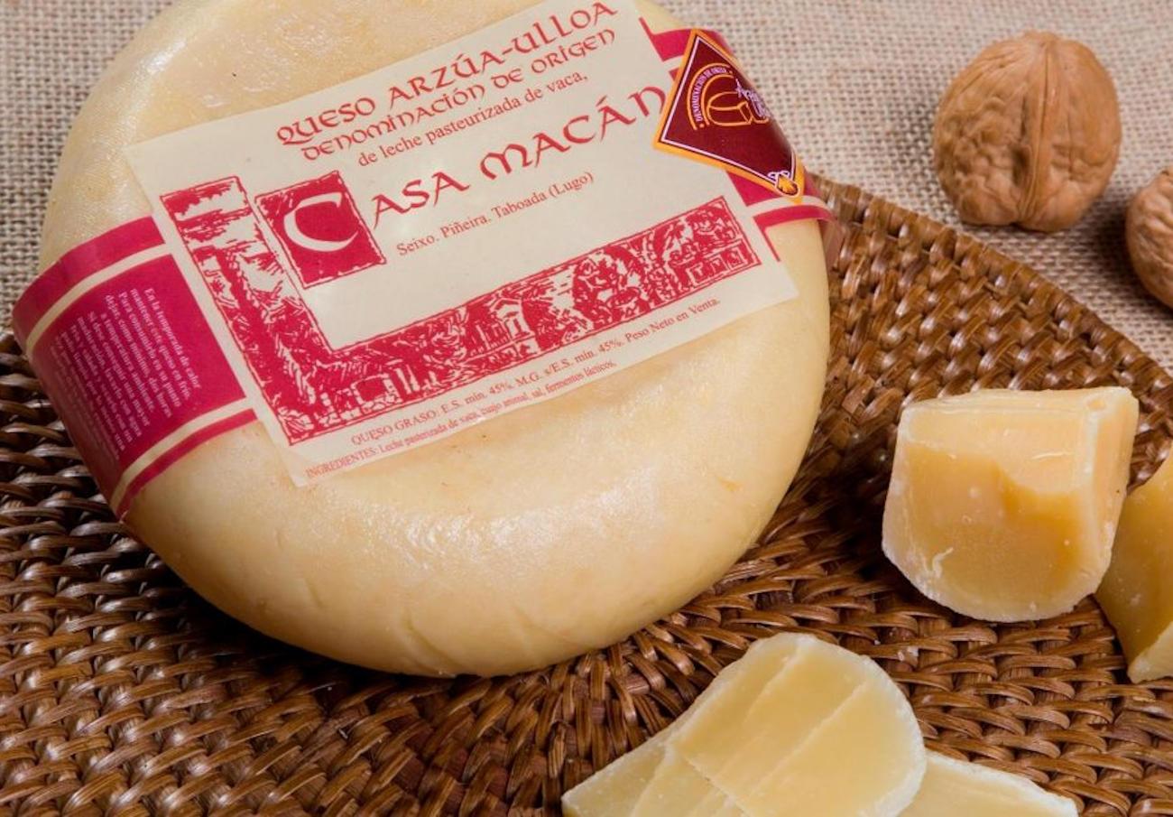 """Ordenan la retirada de los productos de Lácteos Casa Macán por """"incumplimientos graves"""""""