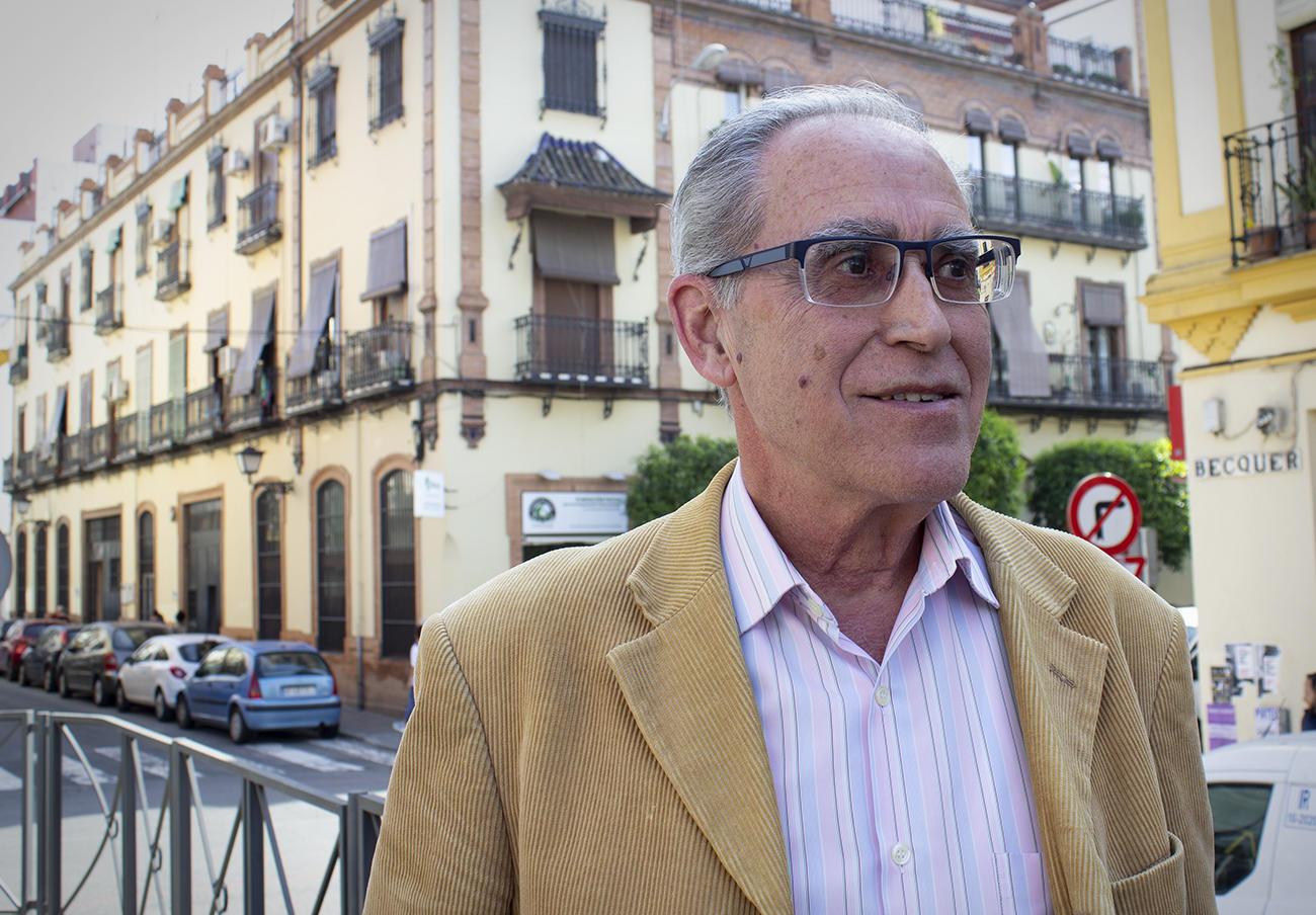 Saludo de despedida del fundador de FACUA, Paco Sánchez Legrán