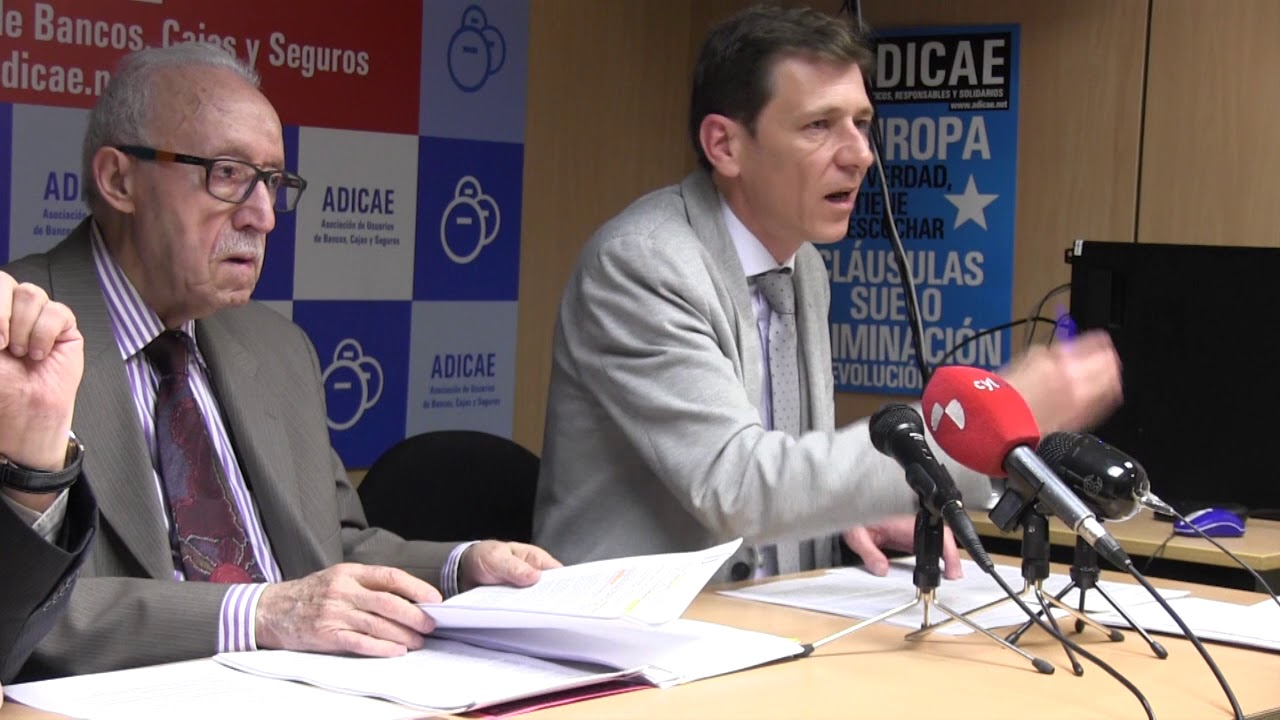 """La UDEF acusa a Adicae de falsear sus cifras de socios para acceder """"de forma fraudulenta"""" a subvenciones"""
