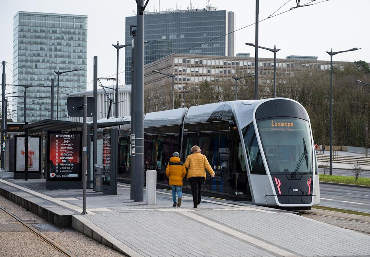 Luxemburgo, primer país del mundo con transporte público gratuito