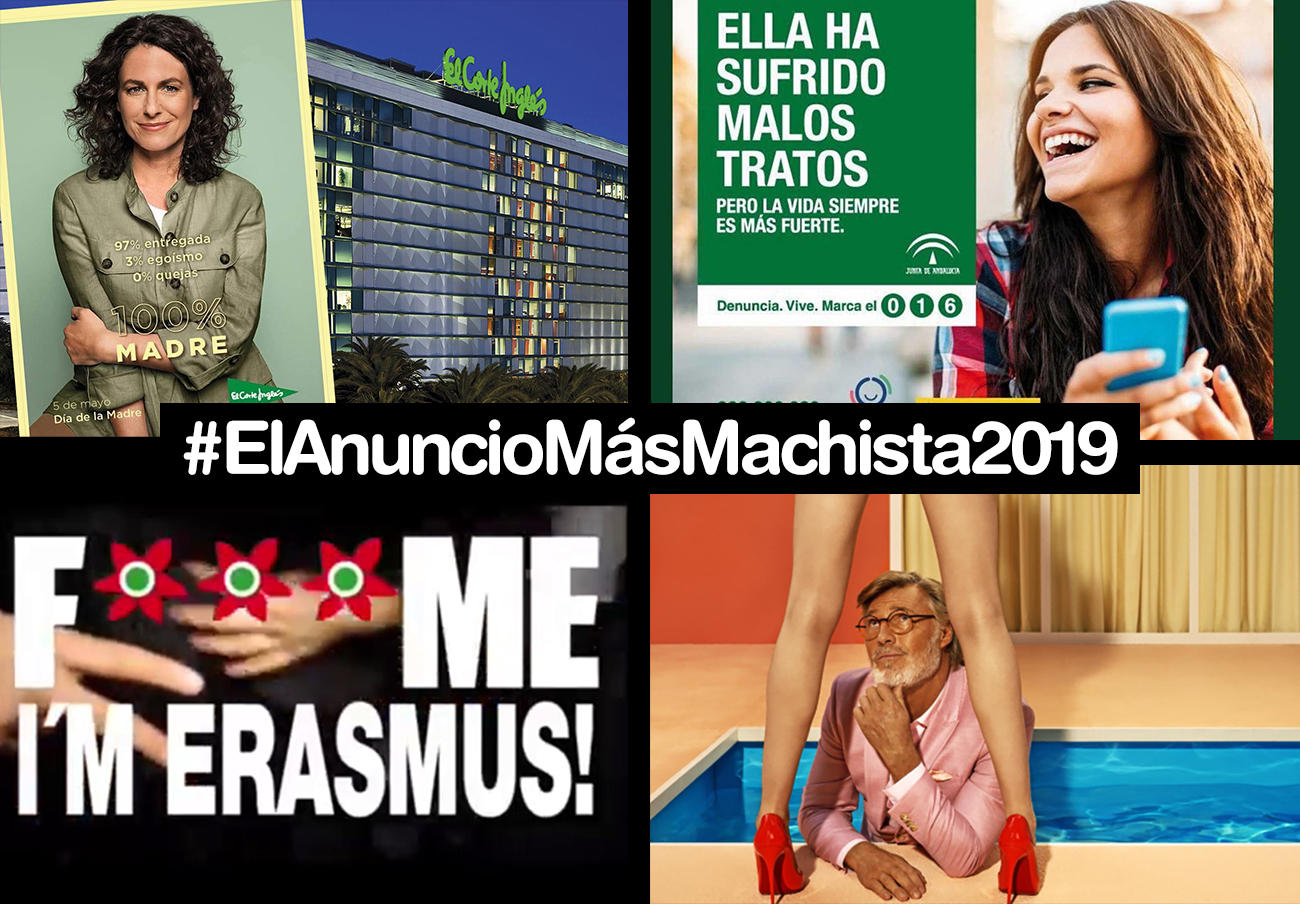 Ya puedes votar a los nominados a #ElAnuncioMásMachista del año