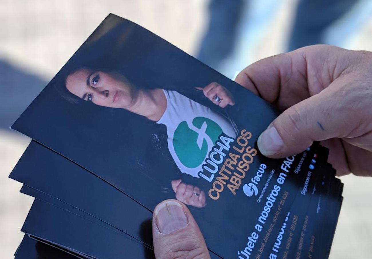 FACUA Catalunya celebra dos charlas informativas por el Día Mundial de los Derechos de los Consumidores