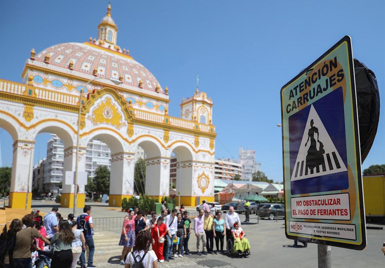 El aplazamiento de la Feria no es motivo suficiente para no devolver las tasas, advierte FACUA Sevilla