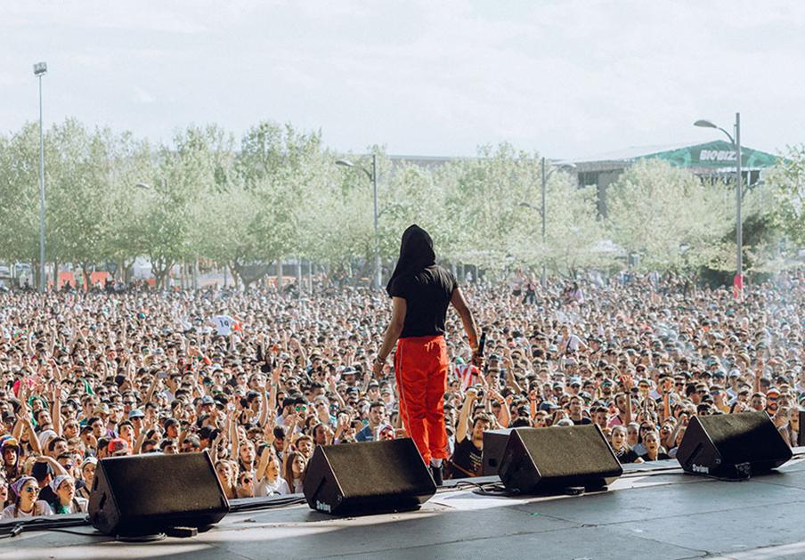 FACUA denuncia al Festival Viñarock: ya no permite reclamar el reembolso de sus entradas