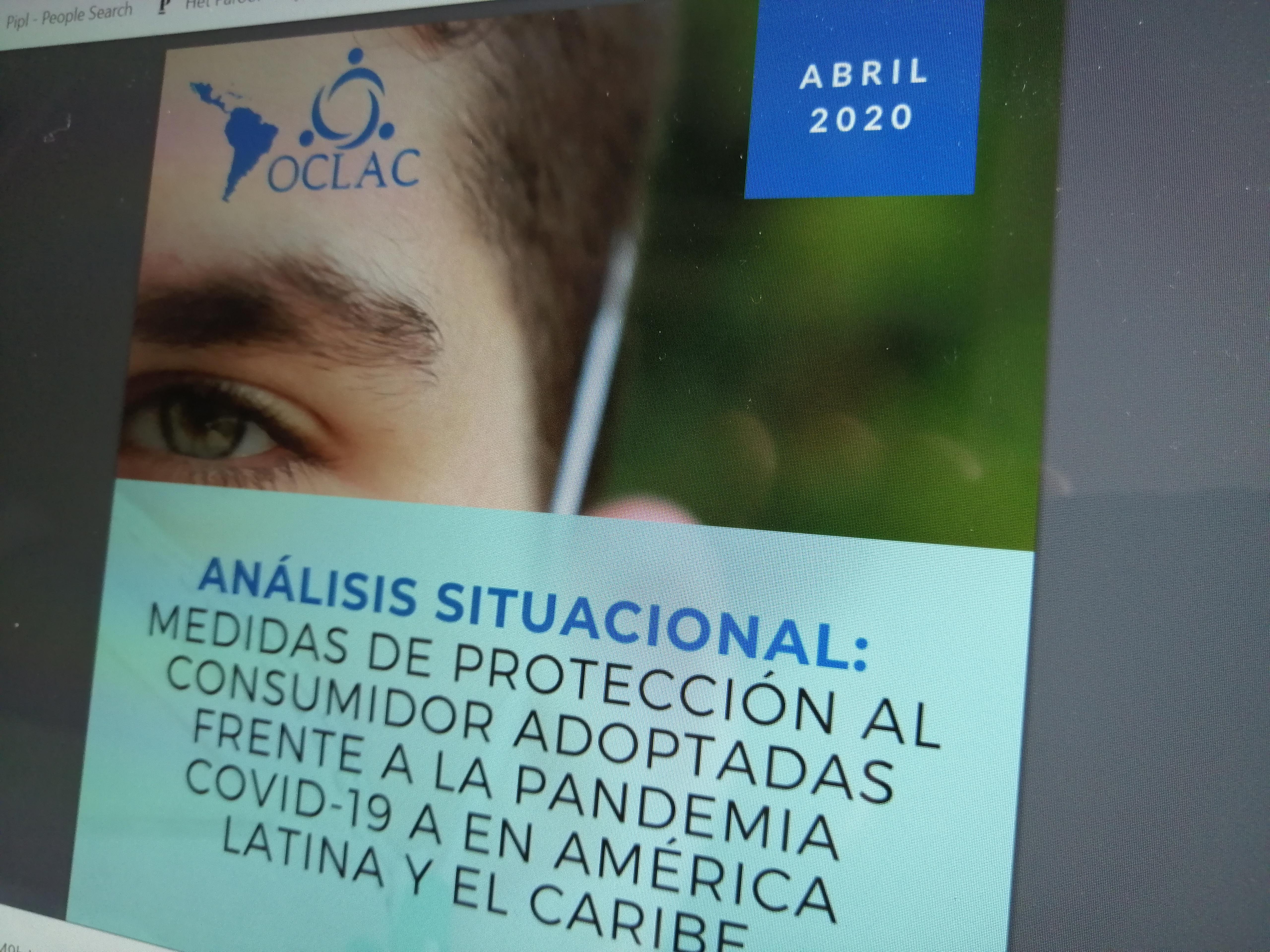 Covid-19: Organizaciones de usuarios de América Latina y España publican informe sobre medidas adoptadas