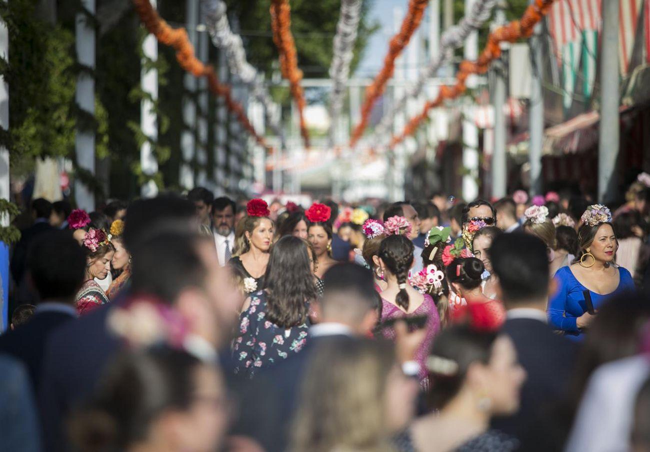 El Ayuntamiento de Sevilla inicia el procedimiento de devolución de las tasas de las casetas de Feria