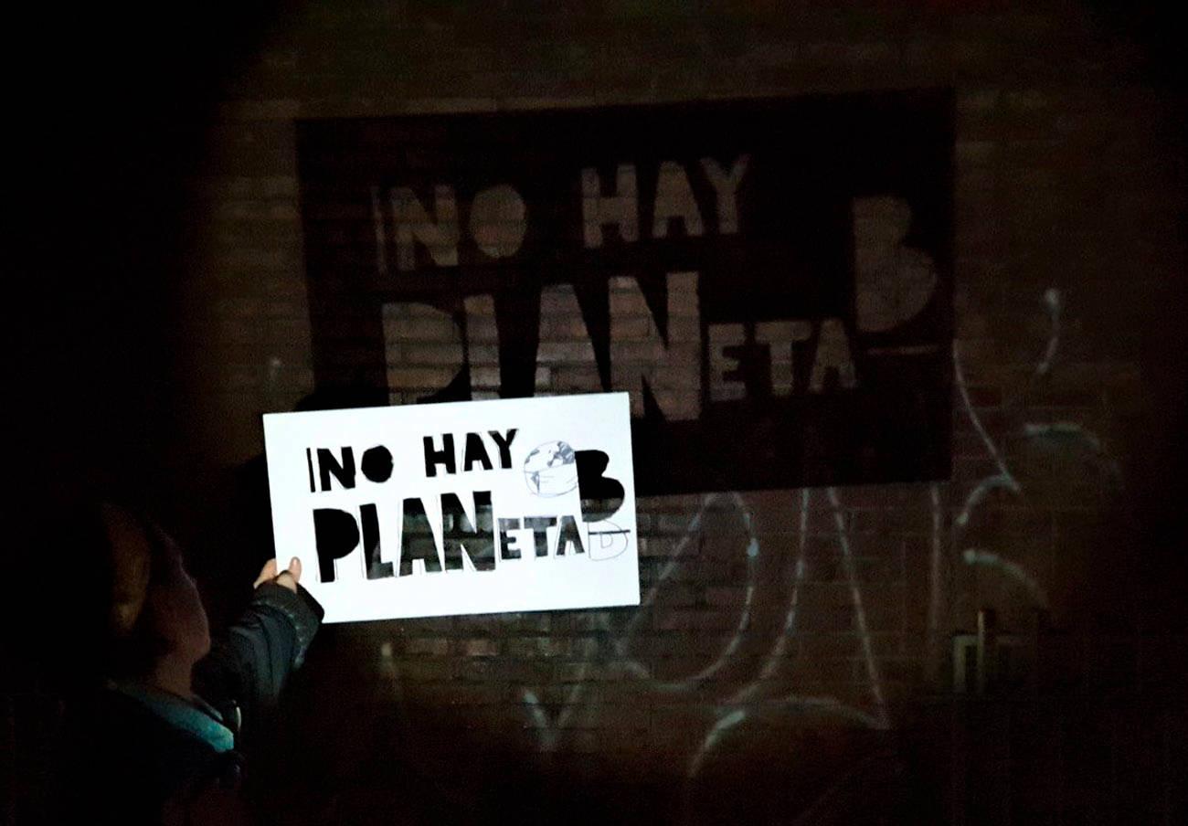 FACUA se suma al manifiesto Acción Global por el Clima para el 24 de abril