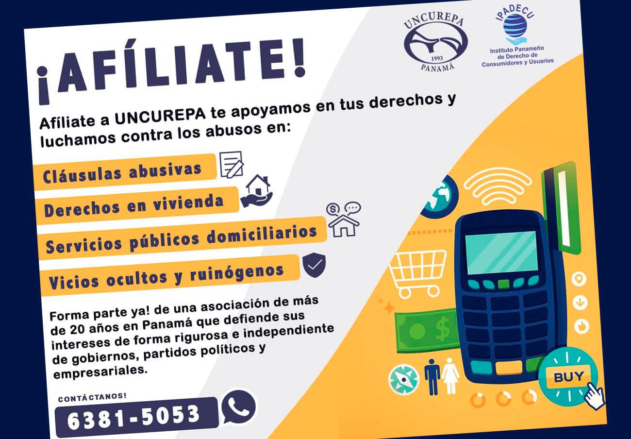 Uncurepa pone en marcha una campaña de fomento de la afiliación con la colaboración de la Fundación FACUA