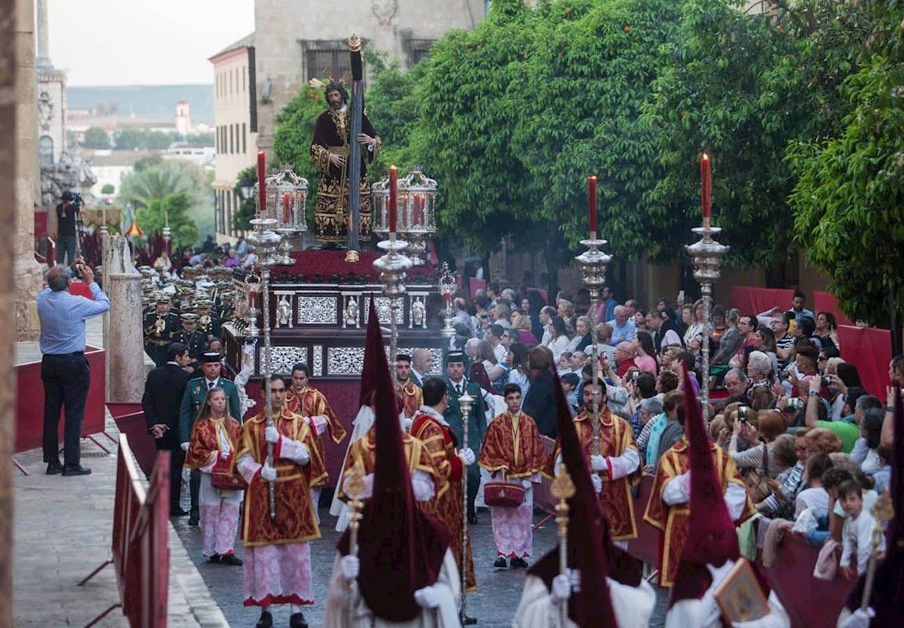 La Agrupación de Cofradías de Córdoba reembolsará los abonos de sillas y palcos
