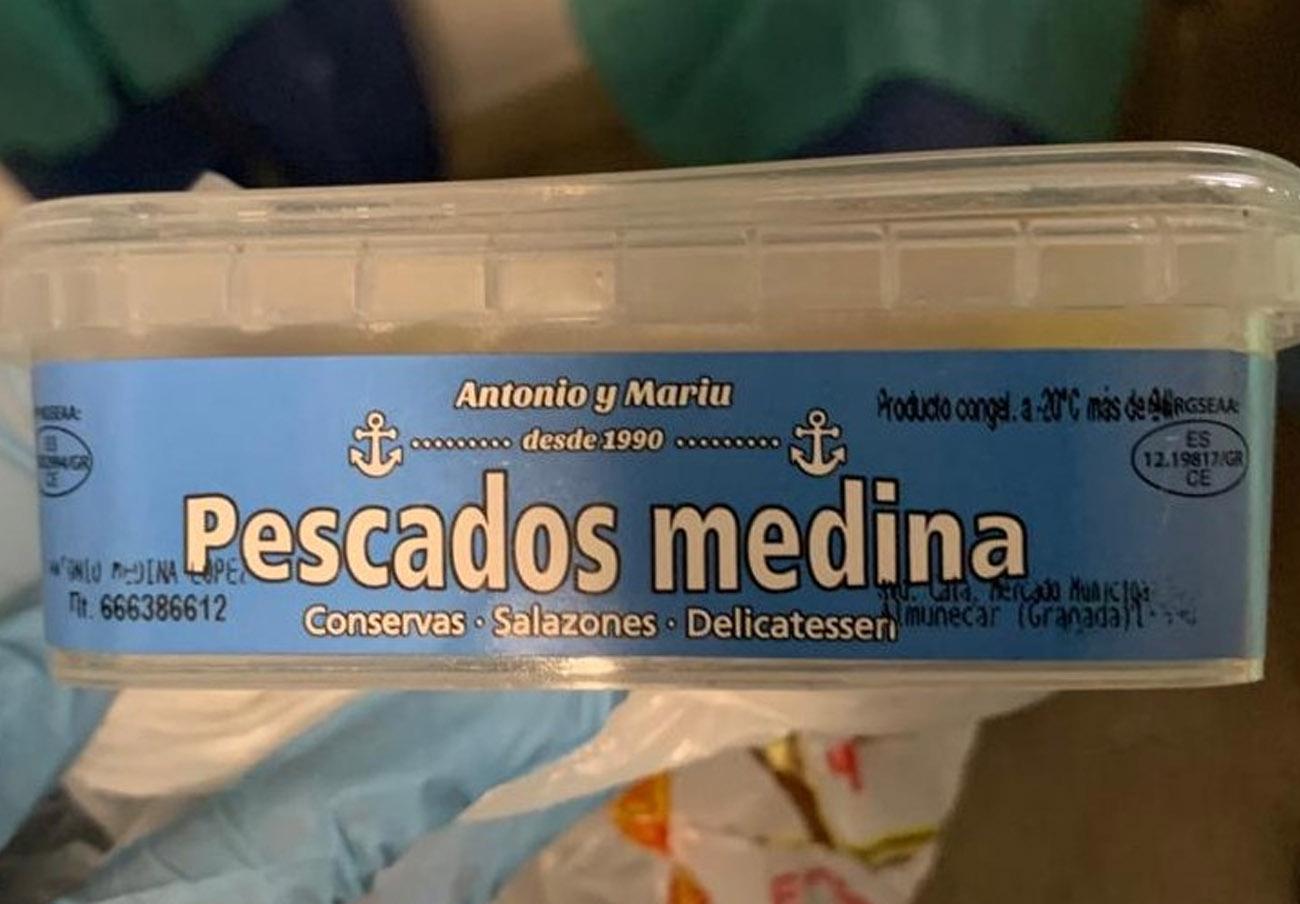Sanidad advierte de la presencia de anisakis en un lote de boquerones en vinagre marca Pescados Medina