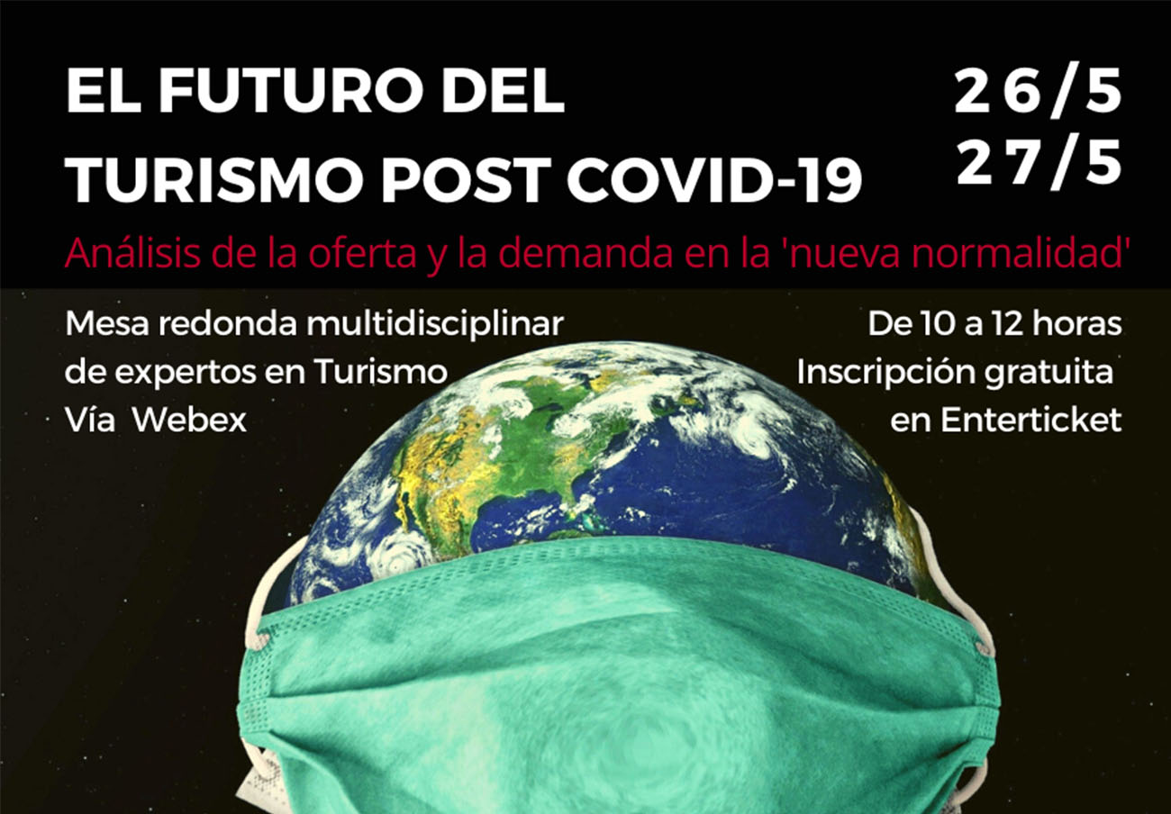 FACUA Andalucía participa en el Congreso virtual 'El futuro del turismo post Covid-19'