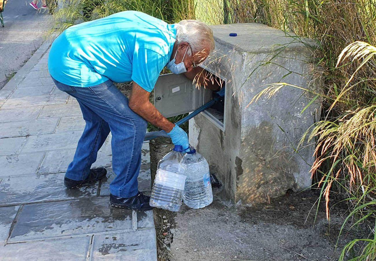 FACUA Sevilla denuncia la existencia de 400 familias en Almensilla sin acceso a agua potable