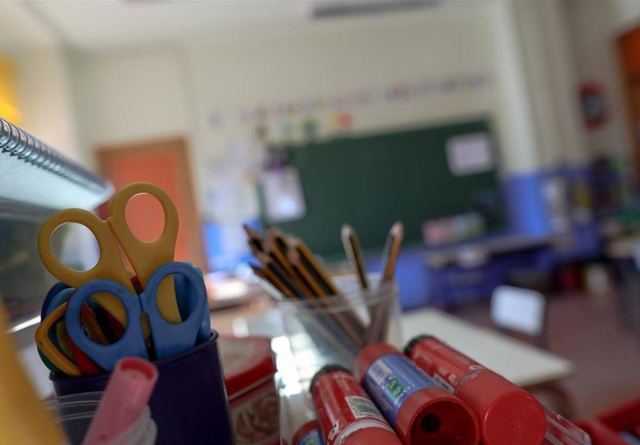 Uno de cada cinco colegios públicos de Madrid presenta amianto en sus instalaciones