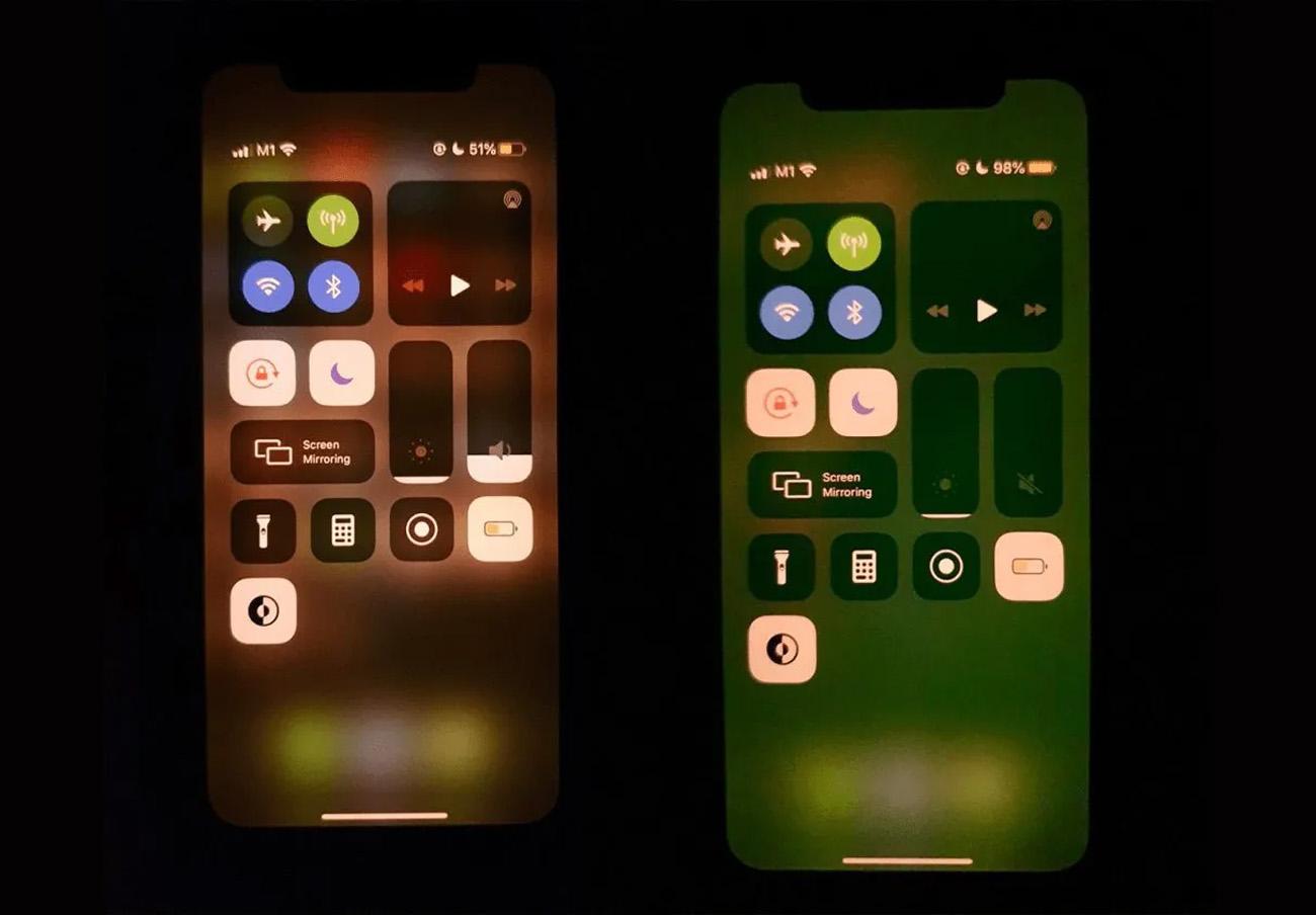 Un problema de software tiñe de verde la pantalla de los iPhone 11 Pro y Pro Max tras el desbloqueo