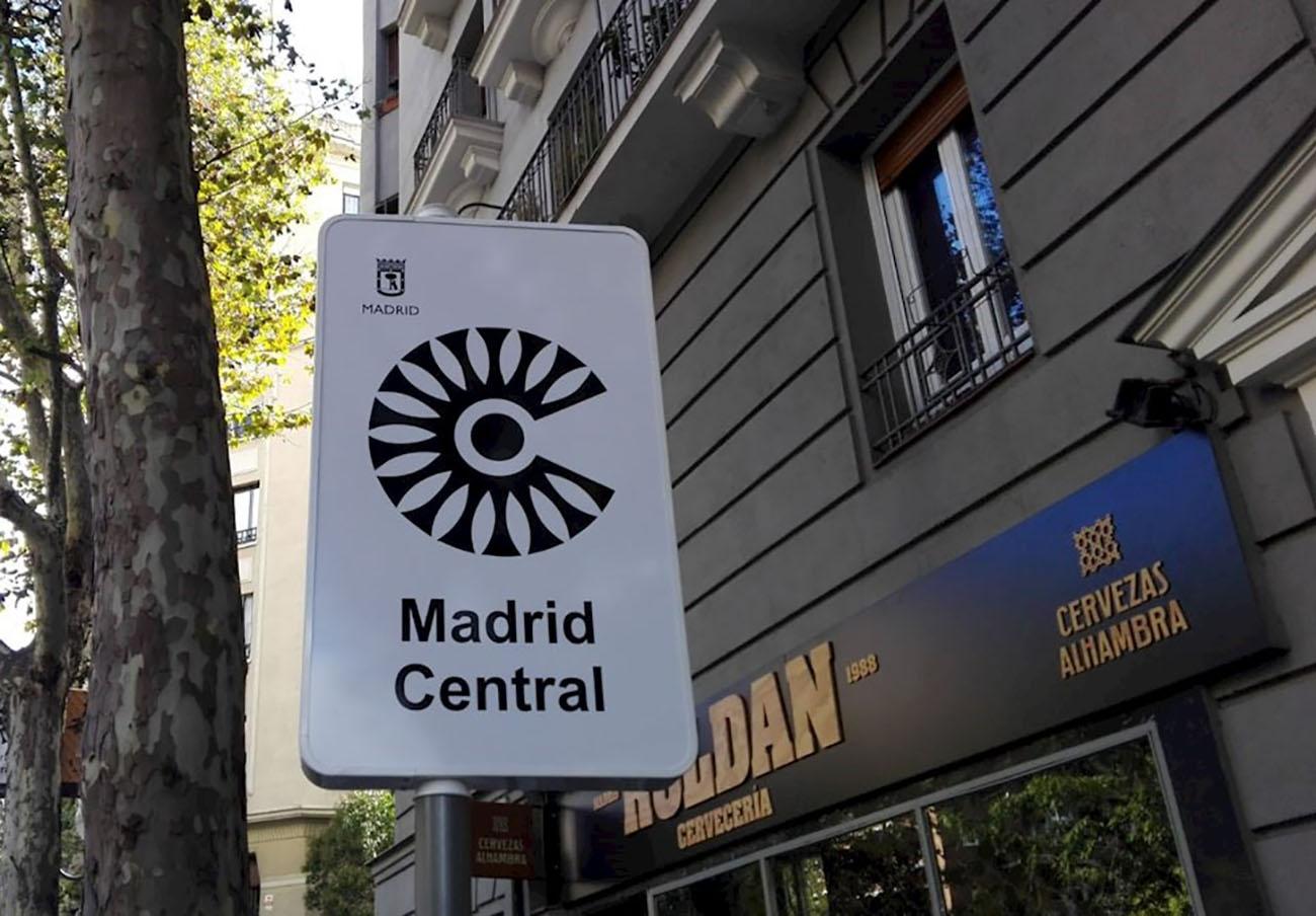 La Justicia anula la suspensión de Madrid Central por ir en contra de la protección medioambiental