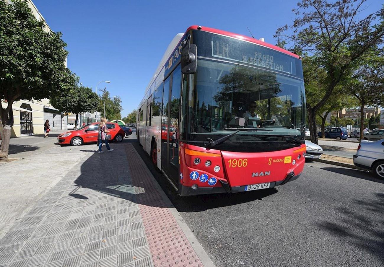 FACUA Sevilla insta a Tussam a compensar por el periodo en que no se pudo usar el abono estudiantil