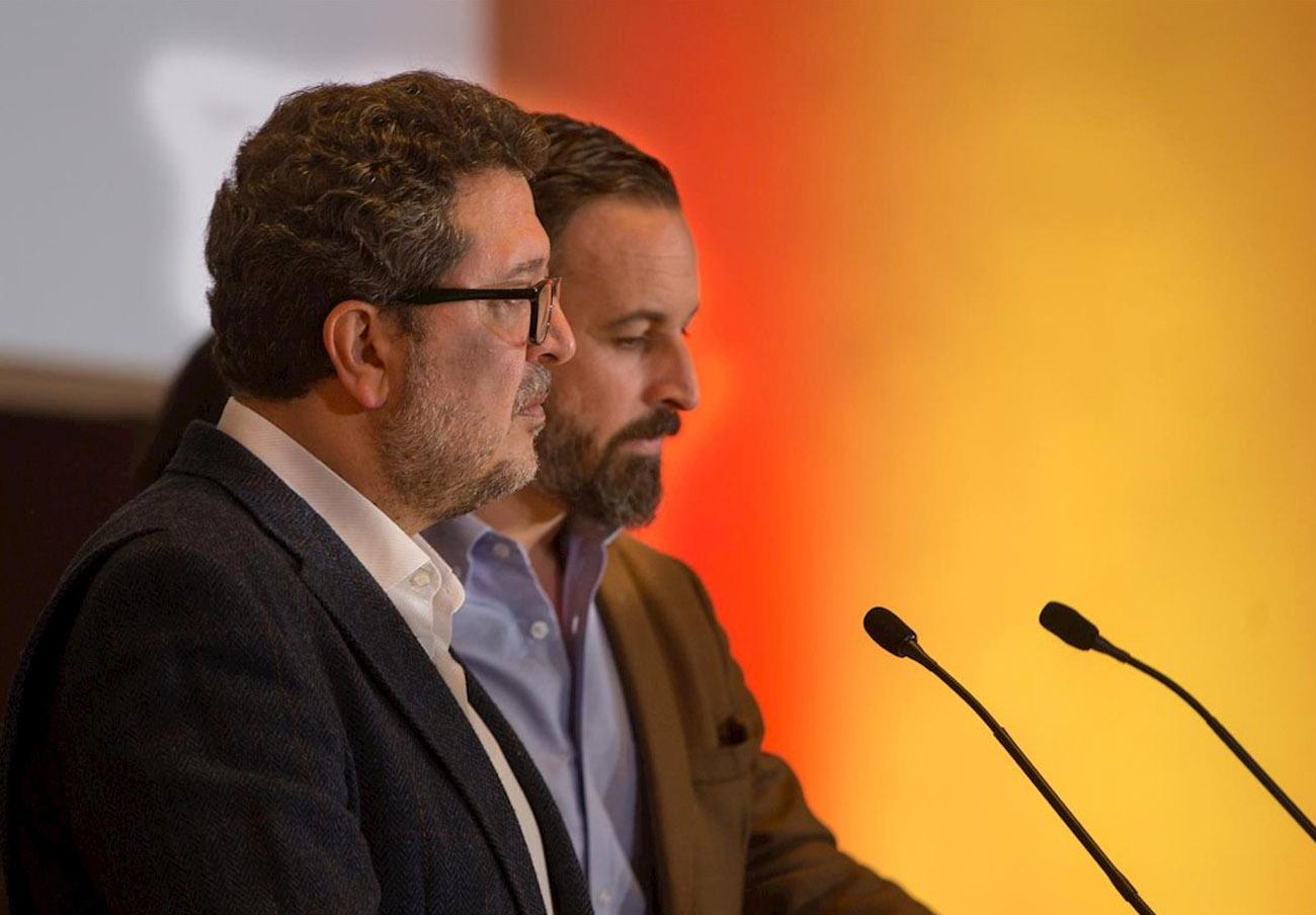 Fraude en subvenciones: Fiscalía del TSJA se querellará contra el juez Serrano, jefe de Vox en Andalucía
