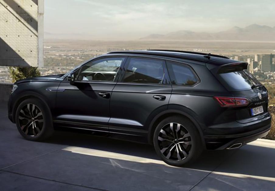 Alertan del posible riesgo de accidente por la pérdida de aceite del Volkswagen Touareg