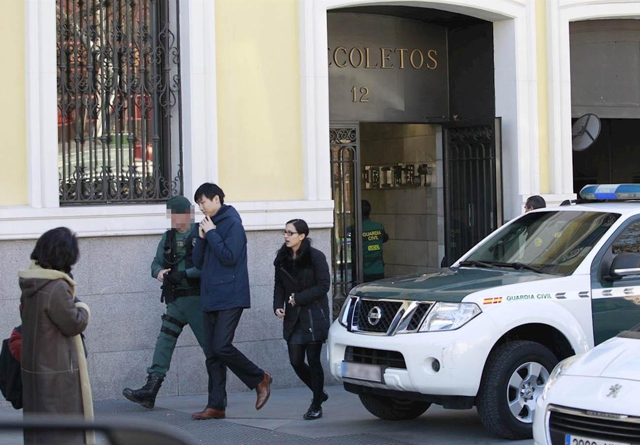 La Audiencia Nacional condena a los empleados del banco ICBC por blanquear dinero