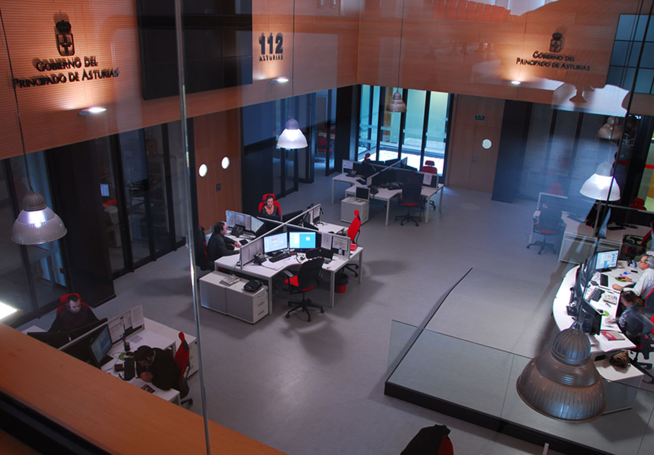 FACUA denuncia la falta de personal del centro coordinador de emergencias en Asturias