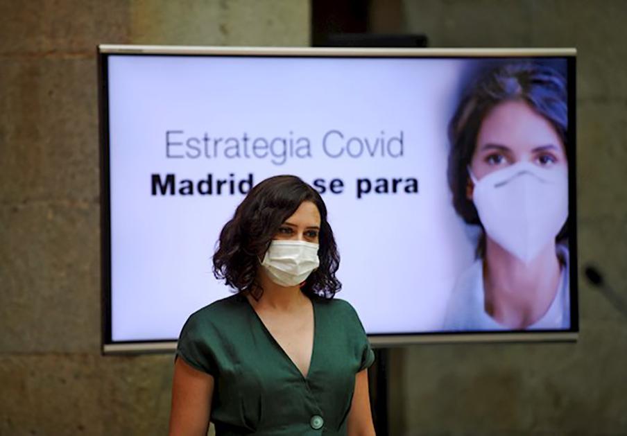 """FACUA Madrid rechaza la """"cartilla Covid-19"""" que propone Ayuso por vulnerar los derechos de los usuarios"""