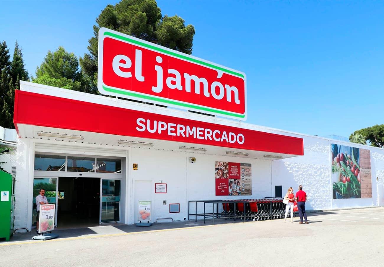 Supermercados El Jamón inmoviliza carne antes de su venta tras detectar Listeria
