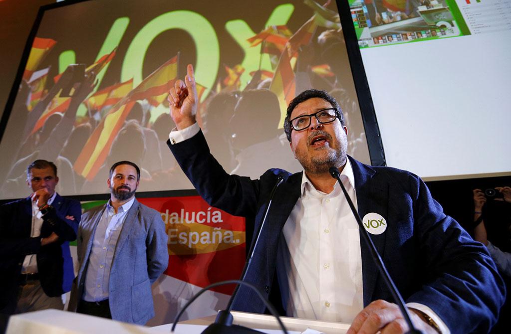 El portavoz de FACUA ejercerá la acusación popular contra el exlíder de Vox en Andalucía