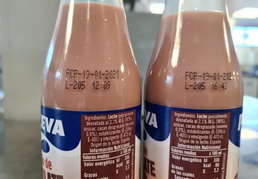 Alertan de la presencia de gluten en batido de chocolate Puleva etiquetado como sin gluten