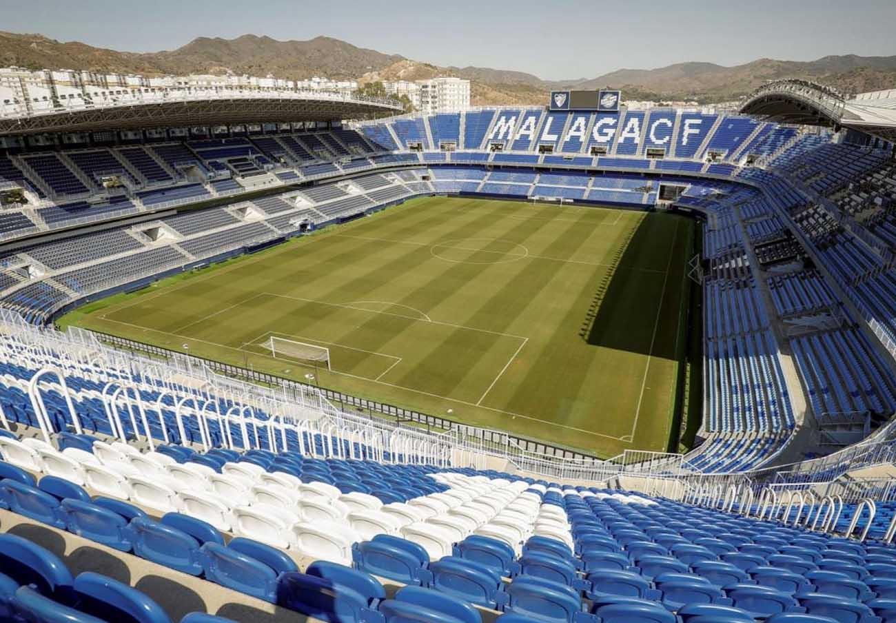 FACUA Málaga insta al Ayuntamiento a multar al Málaga CF por no devolver la parte no disfrutada del abono