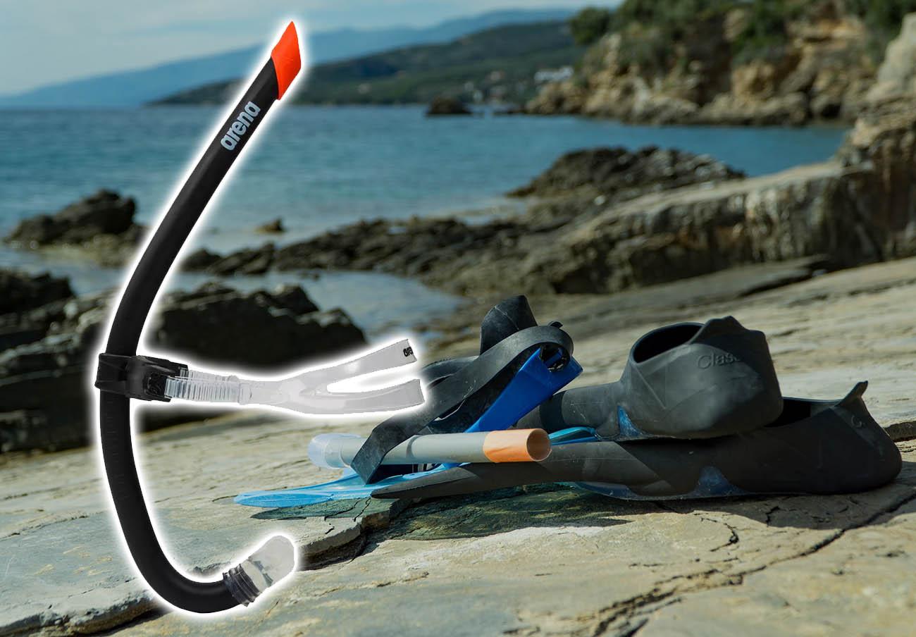 FACUA avisa de posibles desprendimientos en el interior de tubos Arena Swim Snorkel vendidos en Decathlon