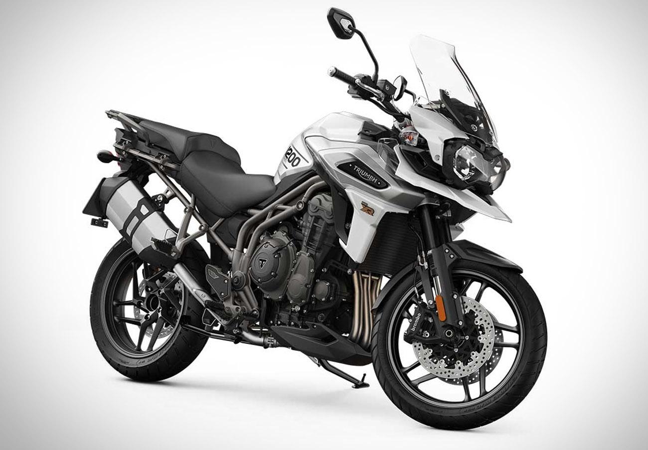 Alertan del riesgo de accidente por un fallo en los frenos de varios modelos de motocicletas Triumph
