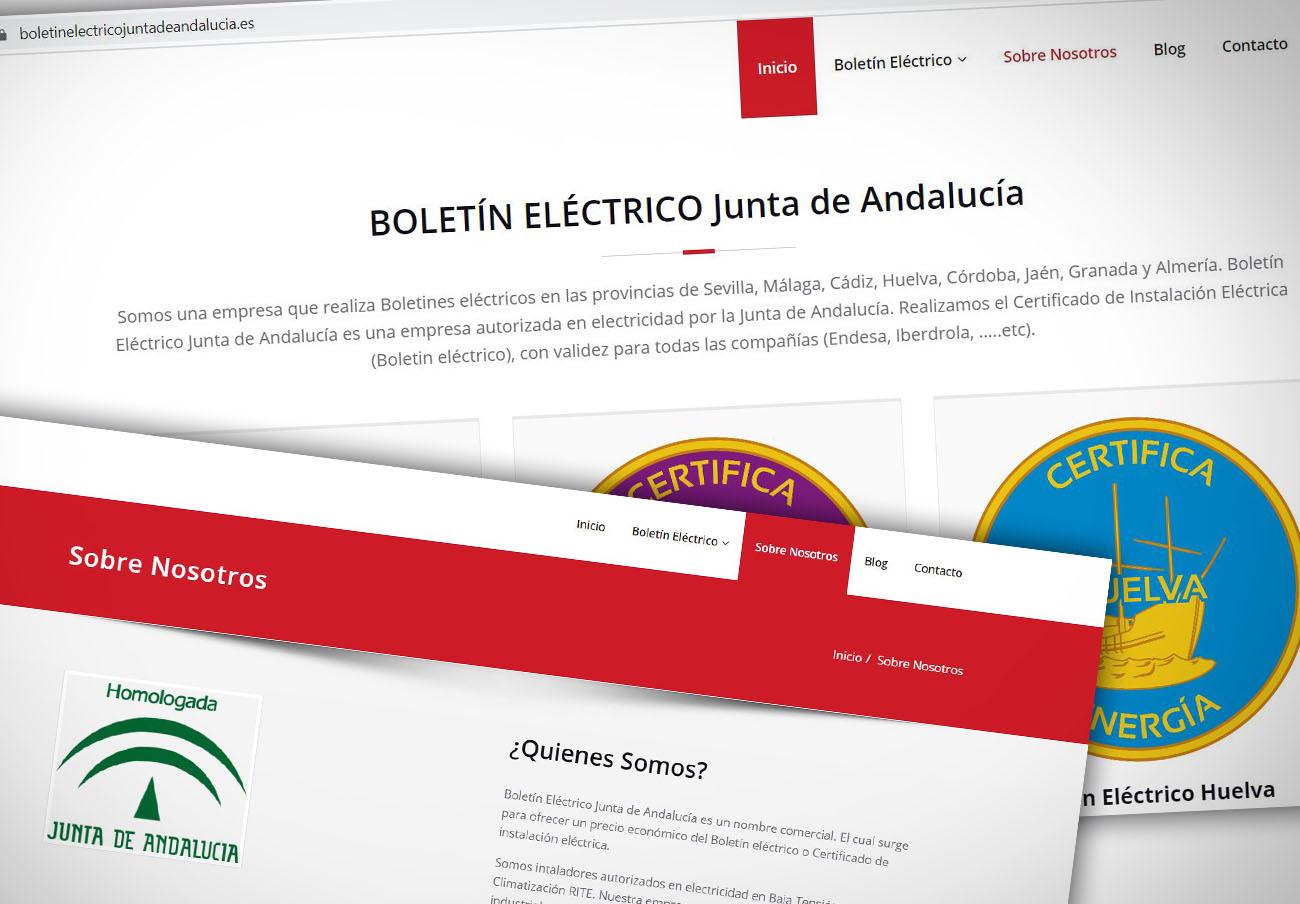 Una empresa de certificación eléctrica simula ser de la Junta al usar su nombre y logo, denuncia FACUA