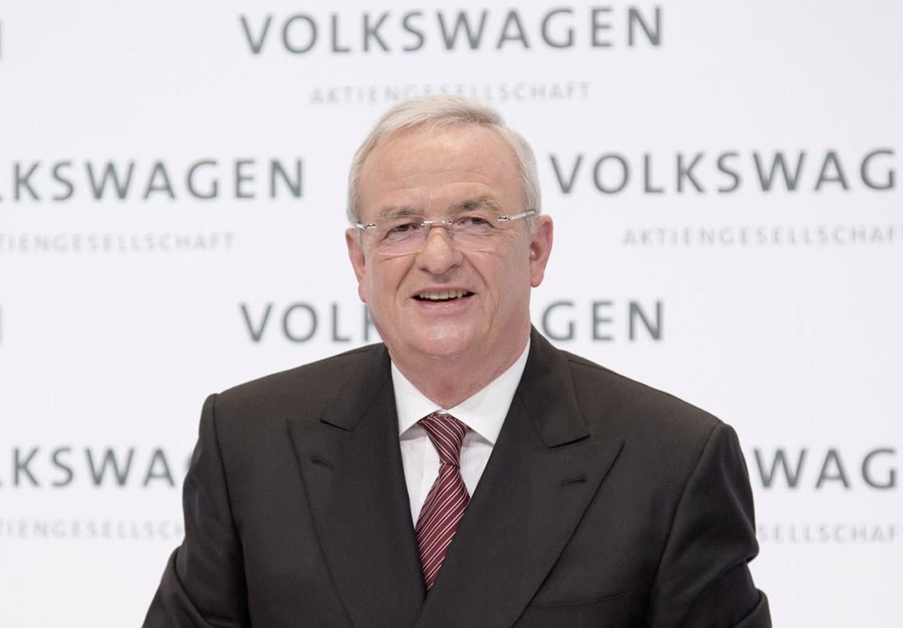 Martin Winterkorn, expresidente de Volkswagen, será juzgado en Alemania por el caso 'dieselgate'