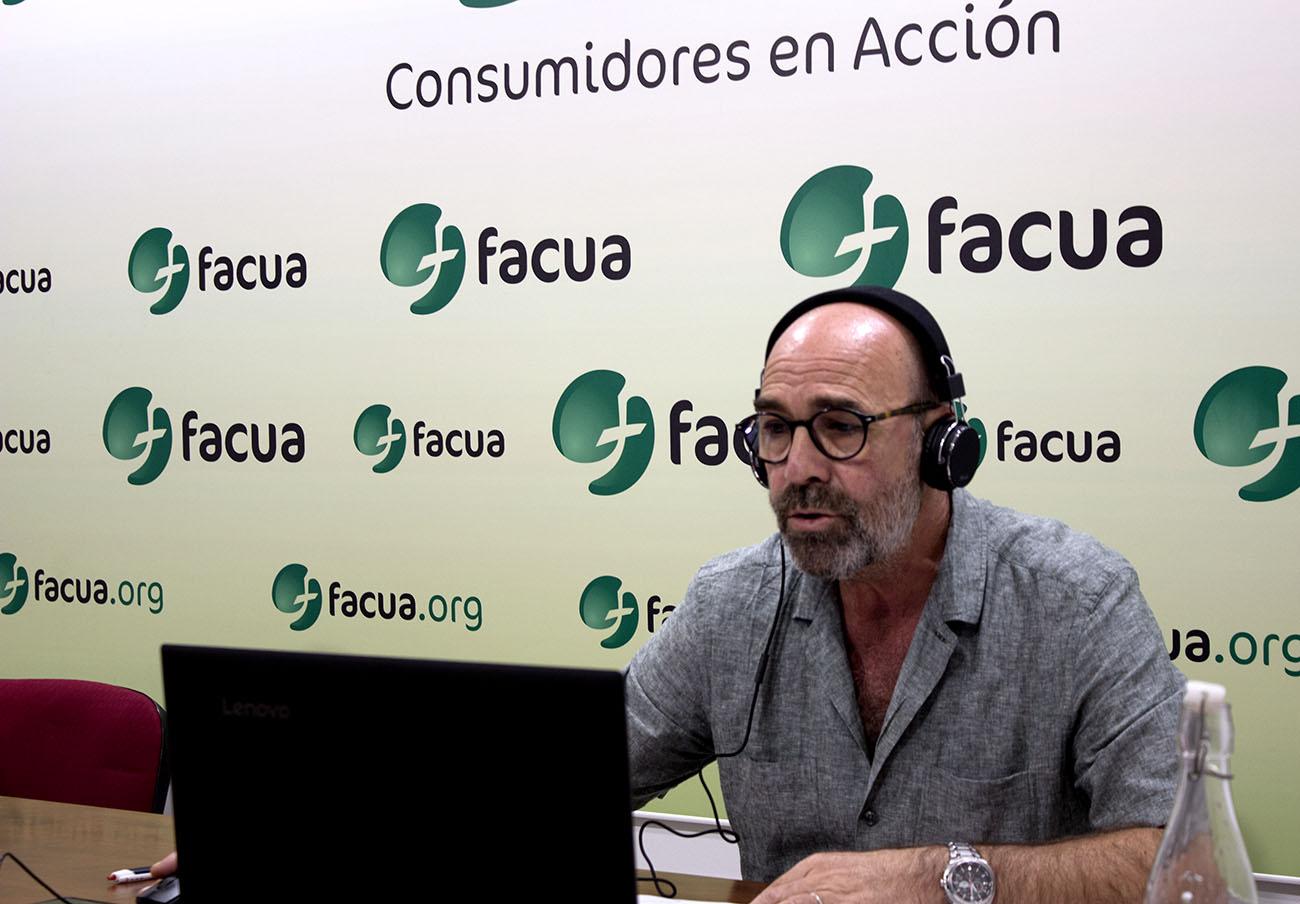 Manuel Baus se postula como candidato a la Presidencia de FACUA Andalucía en su 9º Congreso