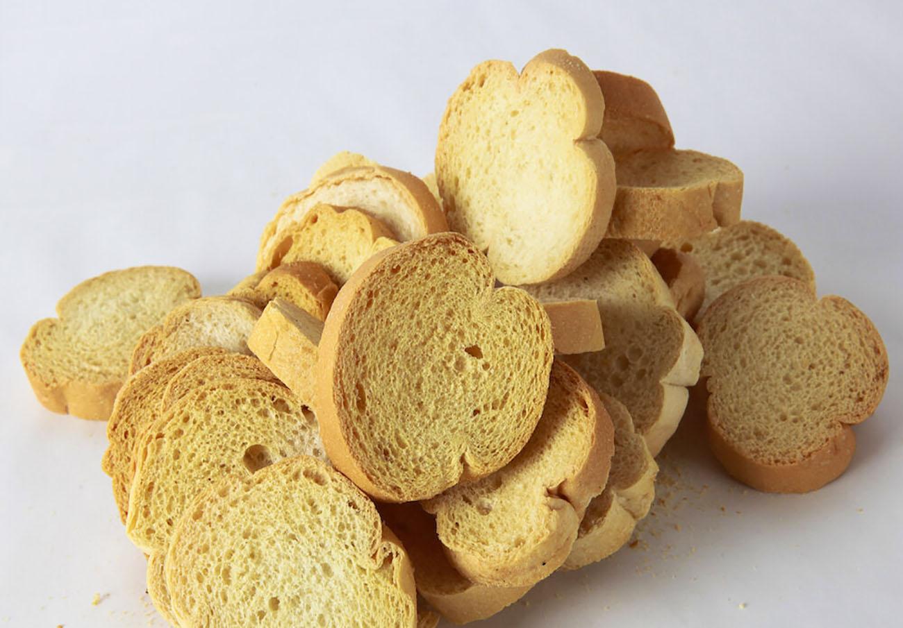 La Aesan amplia la alerta por presencia de huevo no declarado a dos lotes de tostadas Melba
