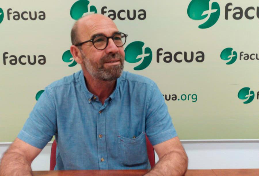 Manuel Baus, nuevo presidente de FACUA Andalucía