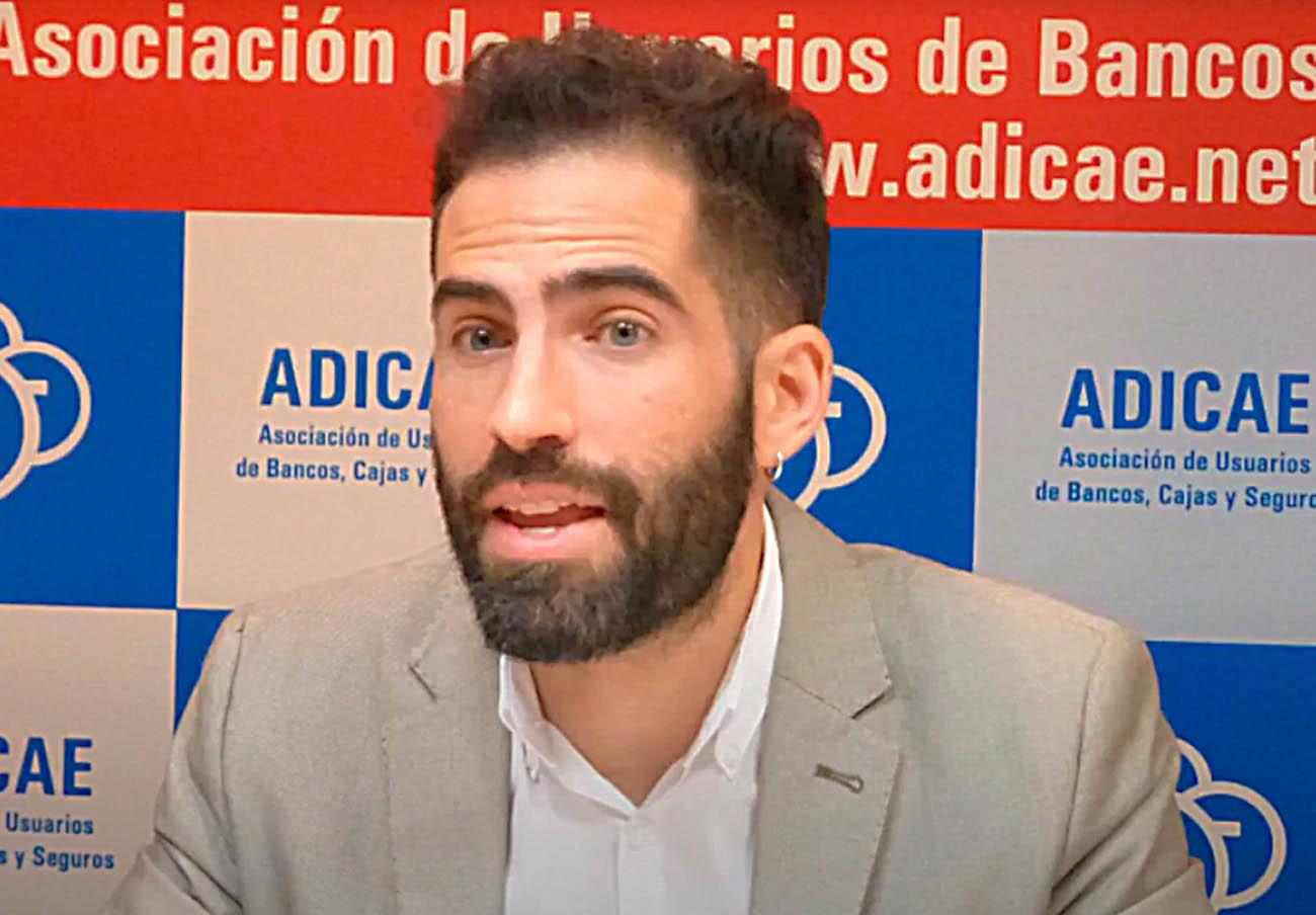 El vicesecretario de Adicae, Antonio Pulido, condenado por coacciones a una trabajadora
