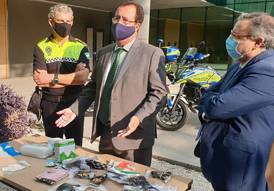 FACUA Sevilla reclama al Ayuntamiento que publique los datos de las mascarillas fraudulentas intervenidas