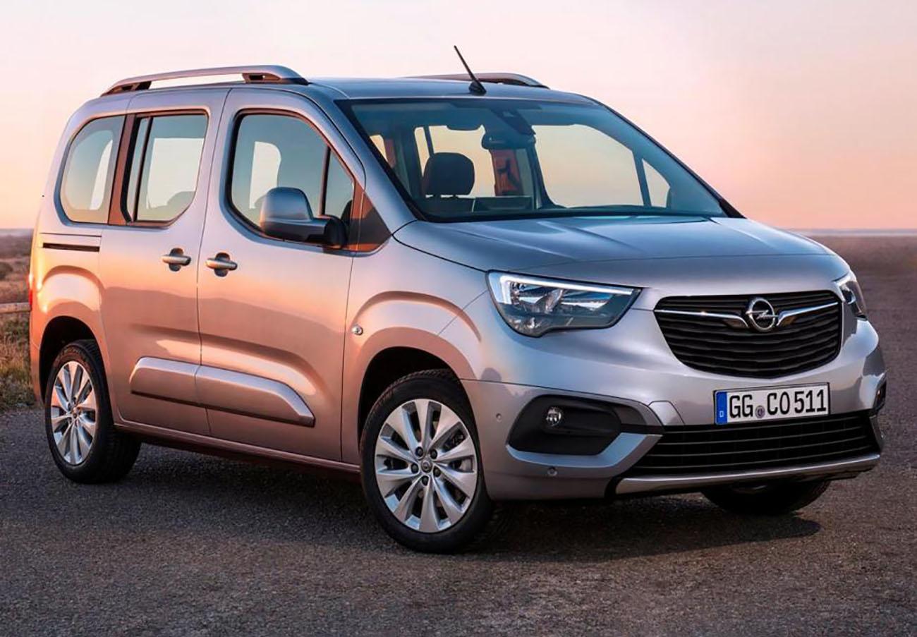 Alertan del riesgo de accidente por un problema en la dirección del Opel Combo E