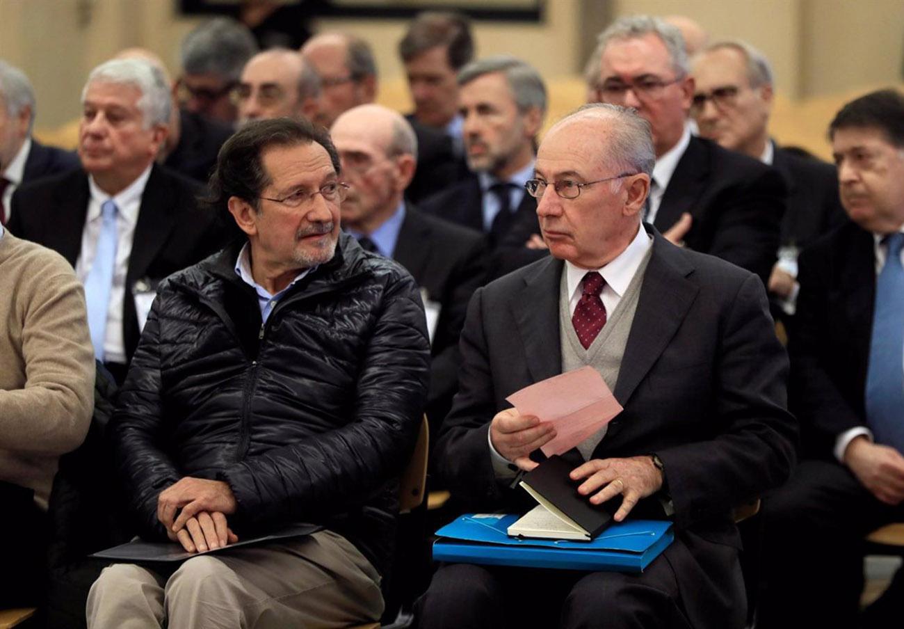La Audiencia Nacional absuelve a los acusados por la salida a Bolsa de Bankia