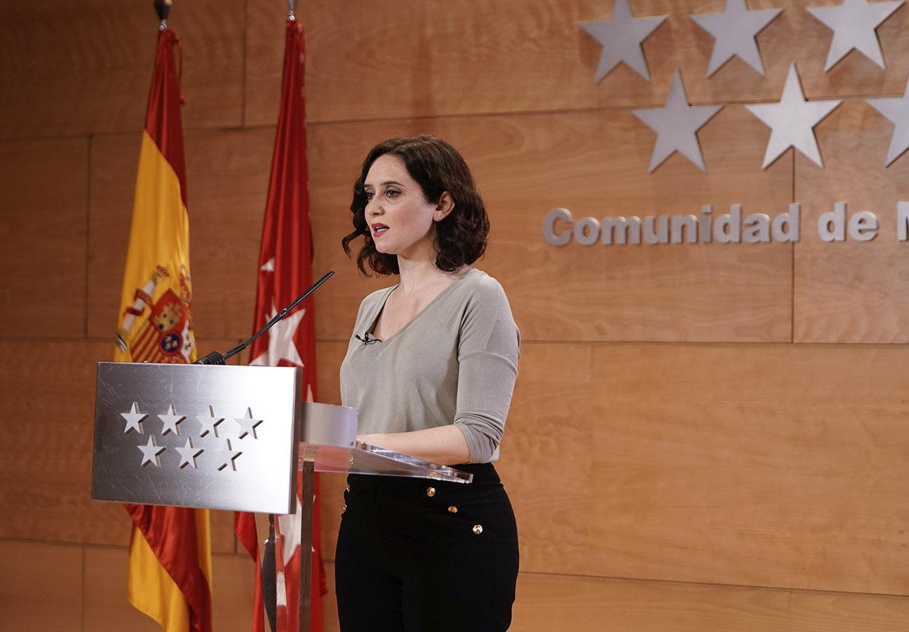 FACUA Madrid ve escandaloso que la Comunidad deje de hacer test a los contactos estrechos de Covid-19