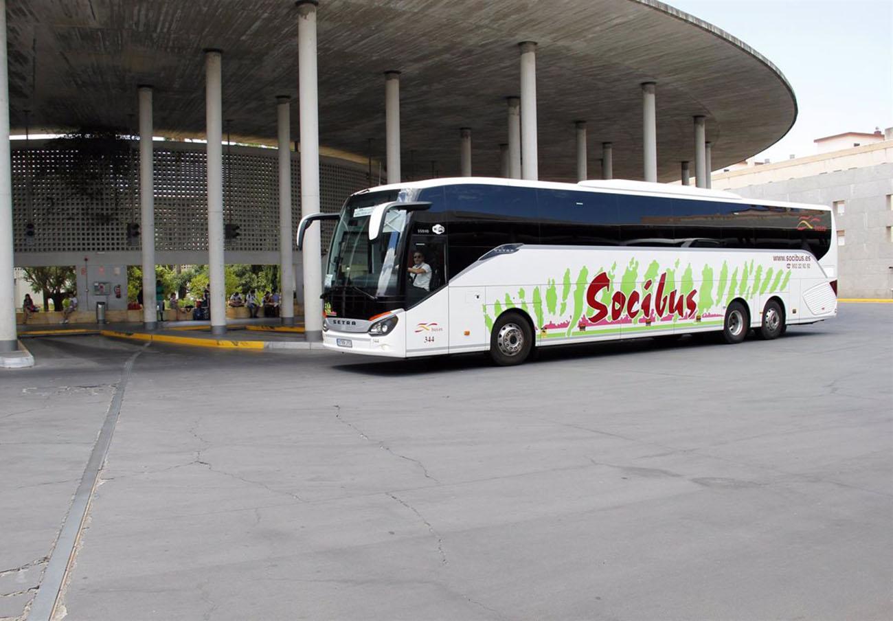 FACUA denuncia a Socibus por imponer a los viajeros un seguro adicional para poder adquirir un billete