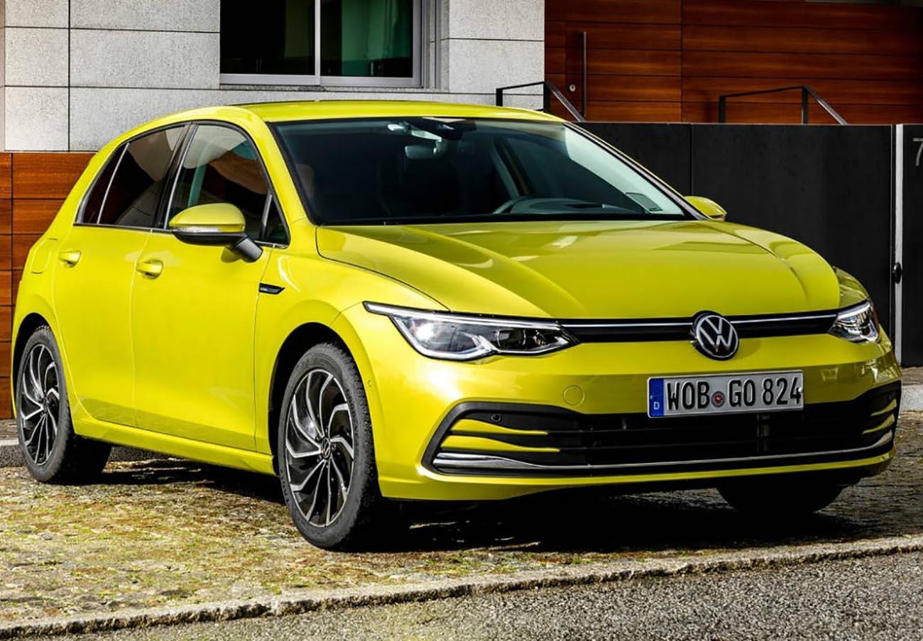 Alertan de un error en la función del servicio de llamada del Volkswagen Golf 8