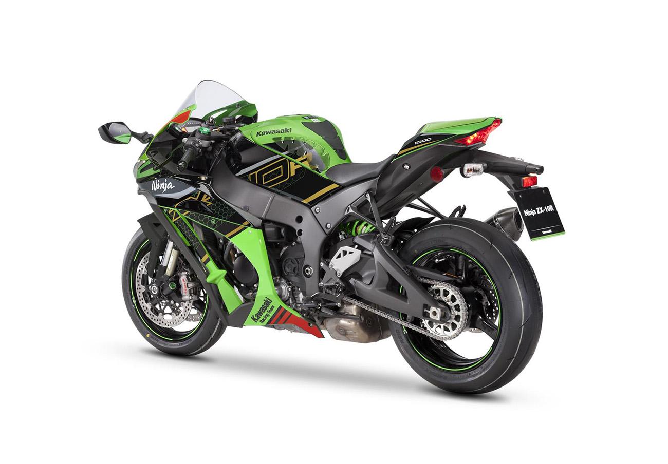 Alertan de un error en la unidad de control electrónico de varios modelos de motocicletas Kawasaki Ninja