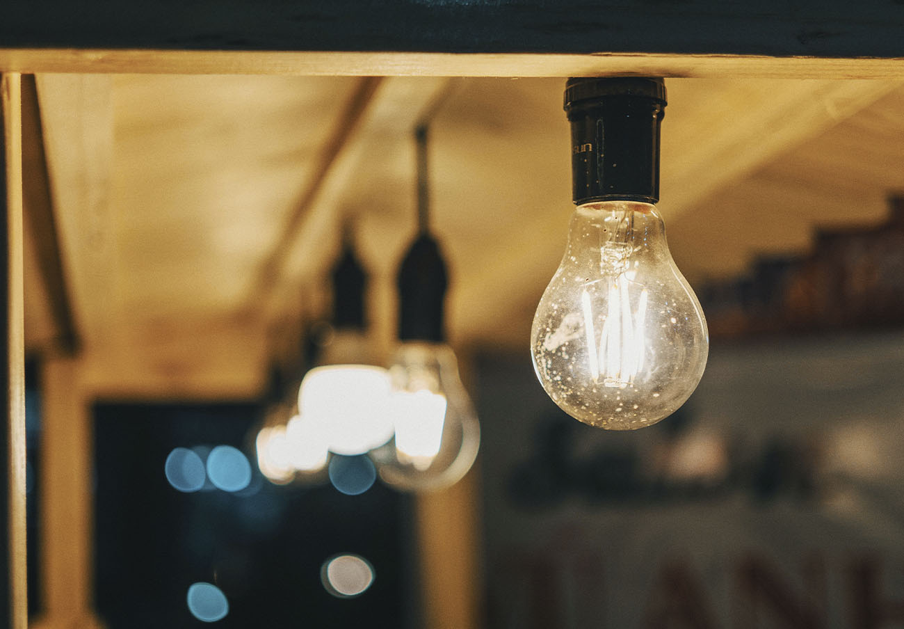 El recibo de la luz del usuario medio experimenta una bajada interanual del 7,8%